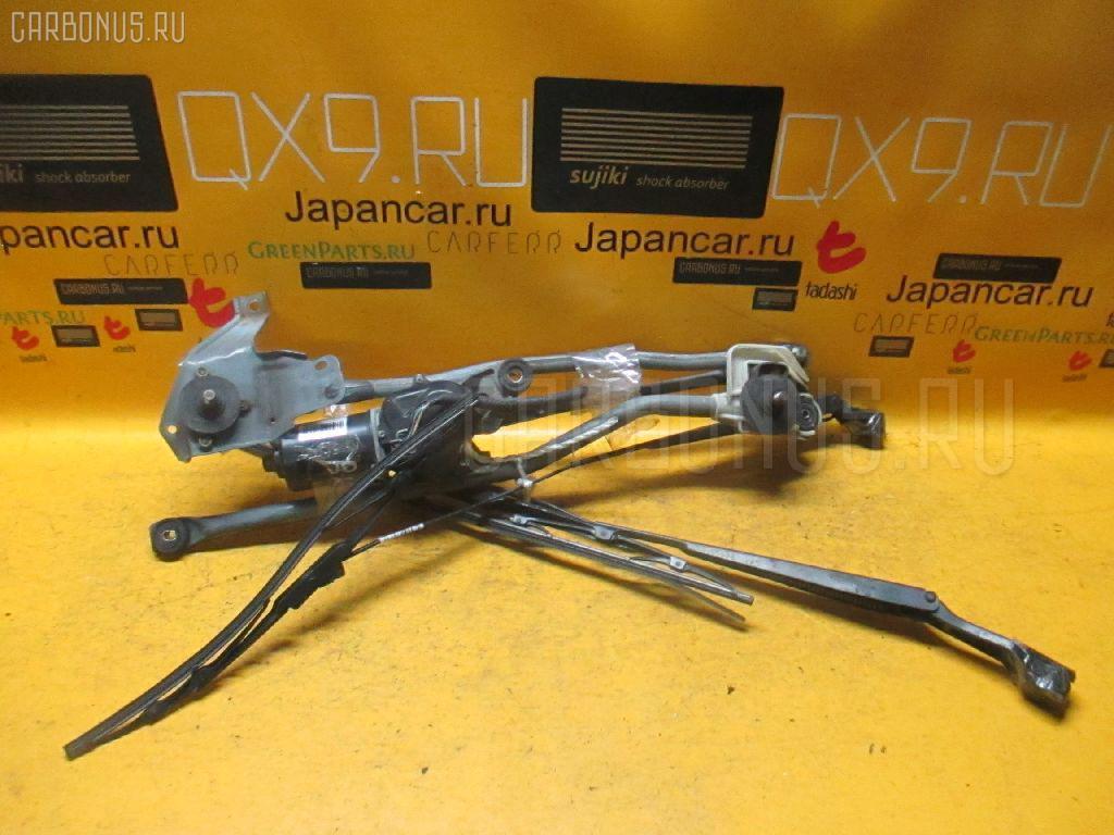 Мотор привода дворников Nissan March BK12 Фото 1