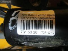 Мотор привода дворников Nissan March BK12 Фото 3
