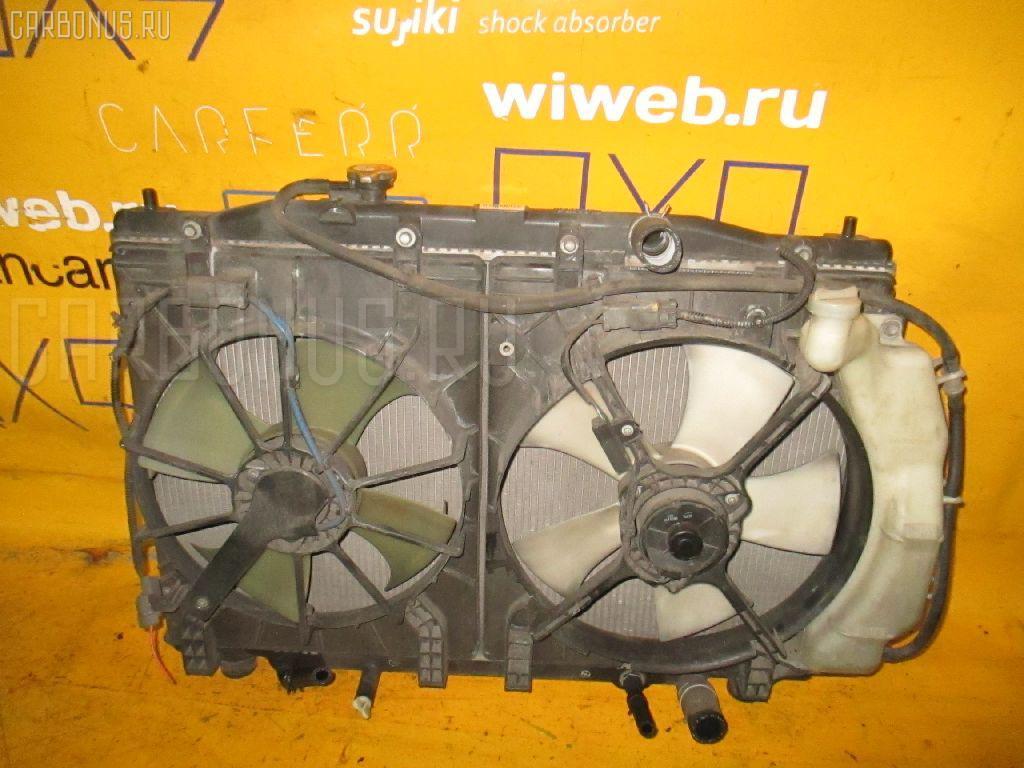 Радиатор ДВС Honda Edix BE1 D17A Фото 1