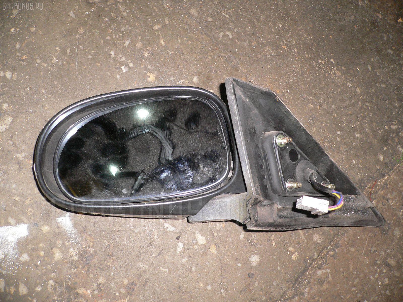 Зеркало двери боковой NISSAN WINGROAD WFY11 Фото 1