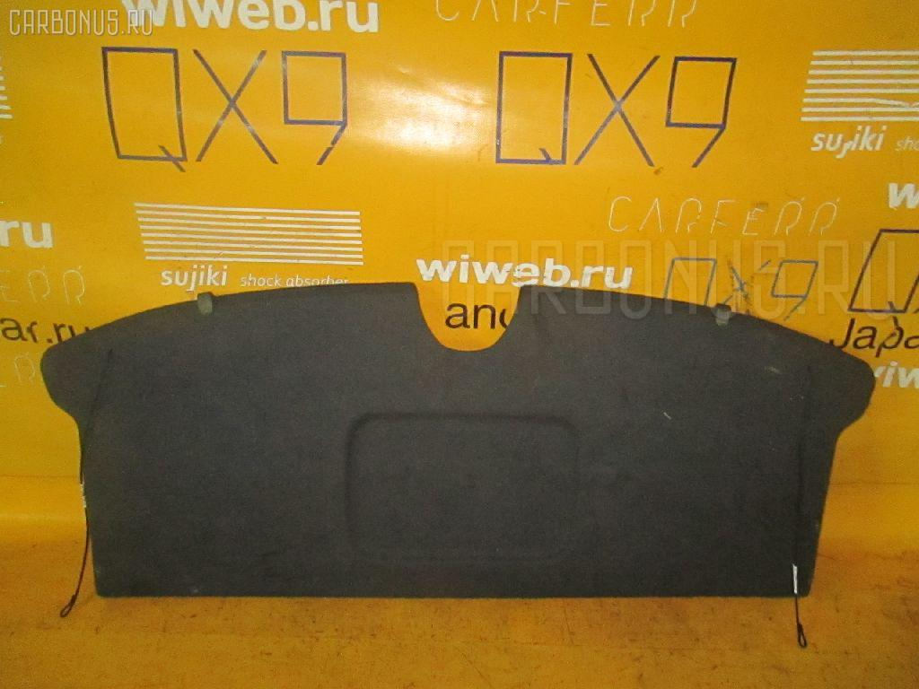 Шторка багажника Toyota Corsa EL51 Фото 1