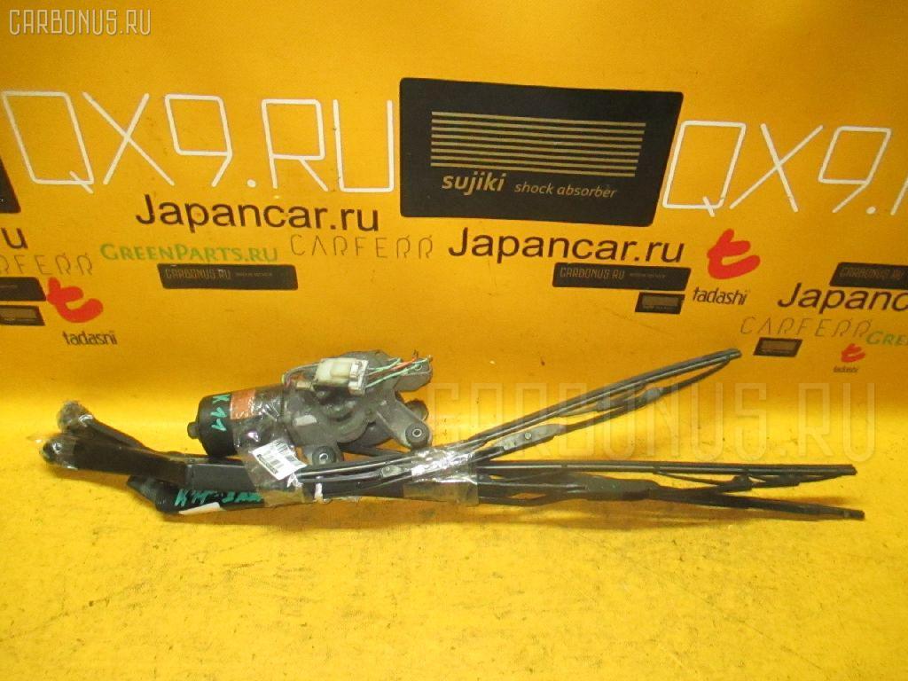 Мотор привода дворников NISSAN MARCH K11 Фото 2
