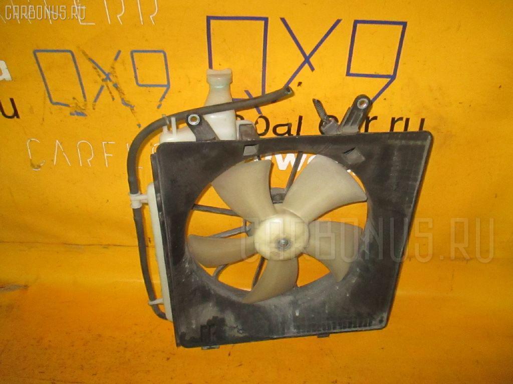Вентилятор радиатора ДВС HONDA STREAM RN1 D17A. Фото 7