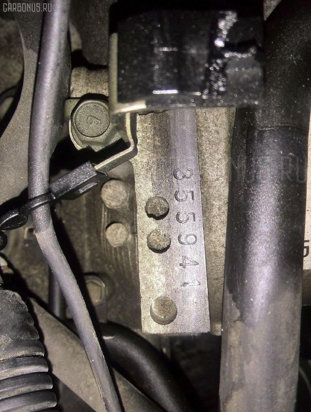 Двигатель SUBARU LEGACY WAGON BF5 EJ20DDX1BE Фото 7