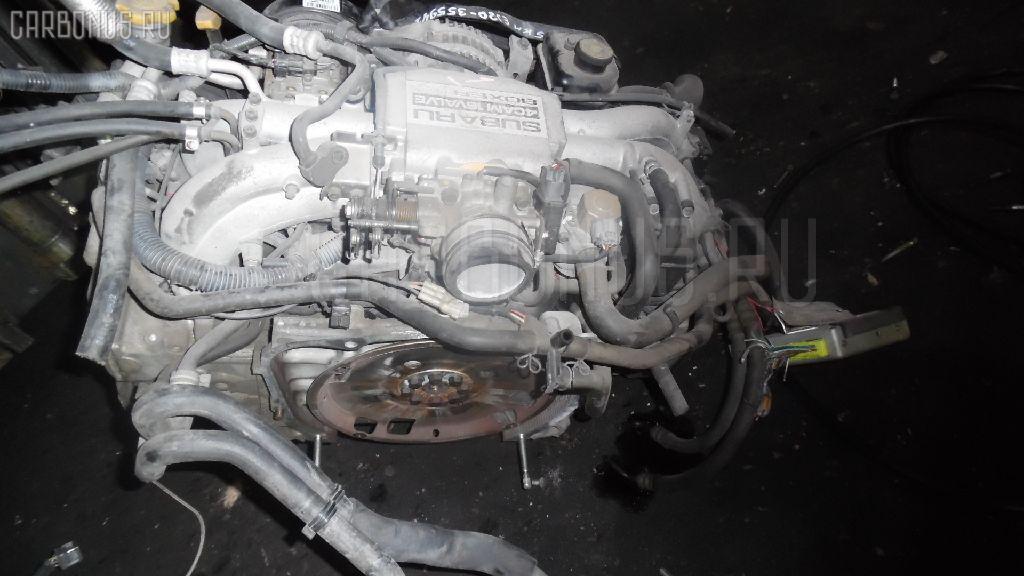 Двигатель SUBARU LEGACY WAGON BF5 EJ20DDX1BE Фото 4