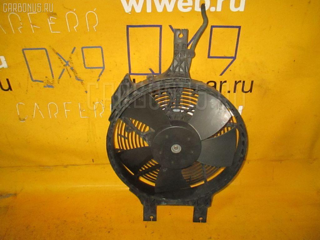 Вентилятор радиатора кондиционера NISSAN ELGRAND E51 VQ35DE Фото 1