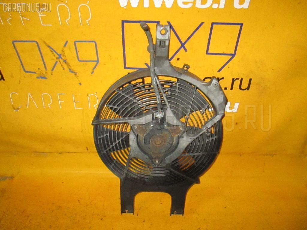 Вентилятор радиатора кондиционера NISSAN ELGRAND E51 VQ35DE Фото 2