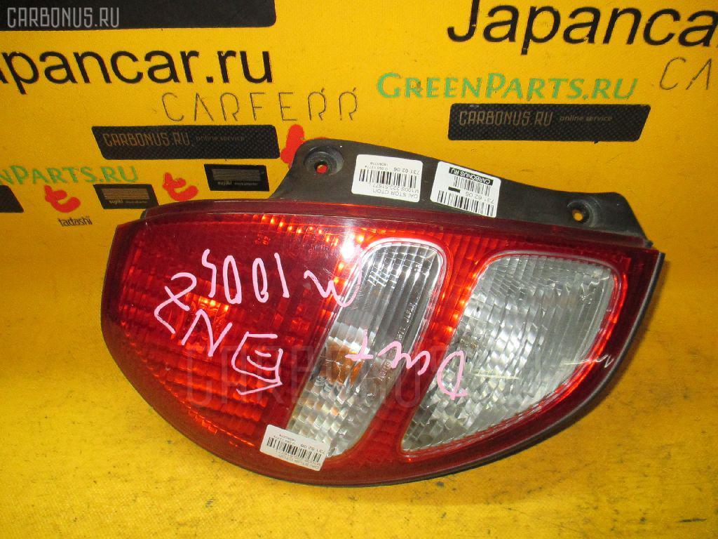Стоп Daihatsu Storia M100S Фото 1