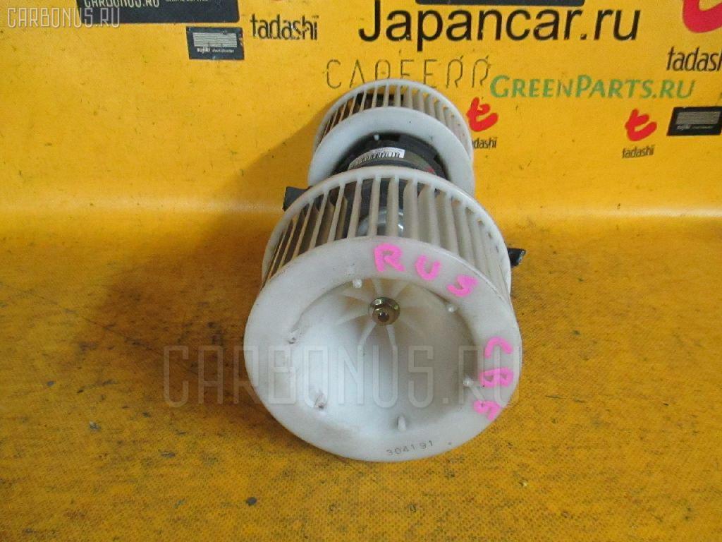 Мотор печки HONDA ACCORD INSPIRE CB5. Фото 6