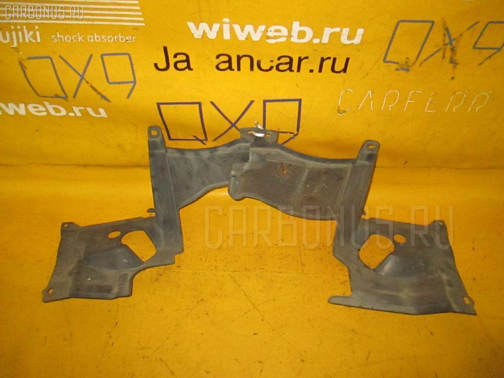 Защита двигателя HONDA CIVIC EU1 D15B. Фото 9