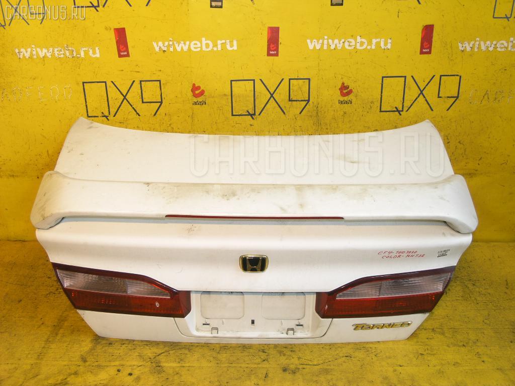 Крышка багажника HONDA TORNEO CF4 Фото 1