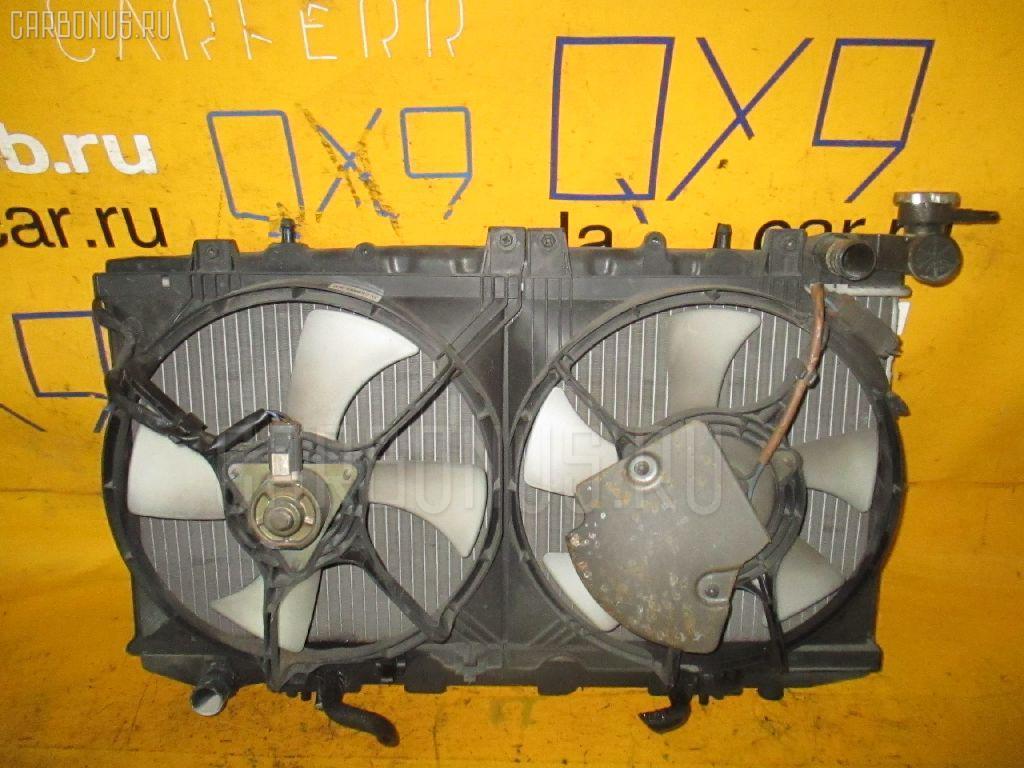 Вентилятор радиатора кондиционера NISSAN WINGROAD WFY10 GA15DE Фото 1