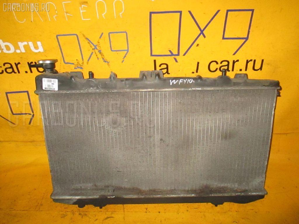 Вентилятор радиатора кондиционера 9212060R10 на Nissan Wingroad WFY10 GA15DE Фото 1