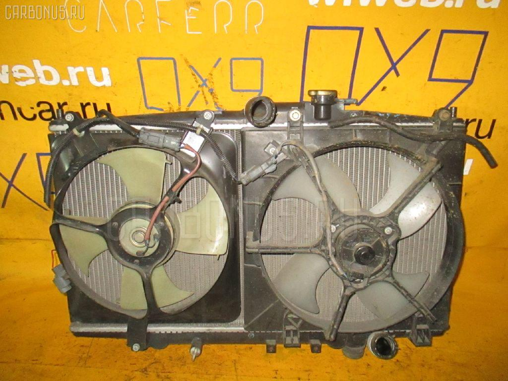 Радиатор ДВС HONDA ACCORD CF4 F20B. Фото 10