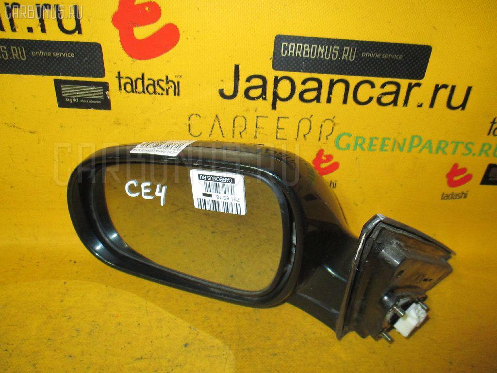Зеркало двери боковой HONDA RAFAGA CE4 Фото 1