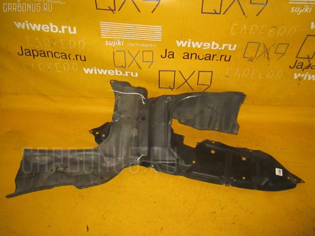 Защита двигателя TOYOTA ALLEX NZE121 1NZ-FE. Фото 3