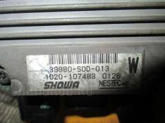 Блок управления электроусилителем руля HONDA ACCORD WAGON CH9 H23A Фото 3