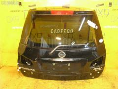 Дверь задняя Nissan Wingroad Y12 Фото 1