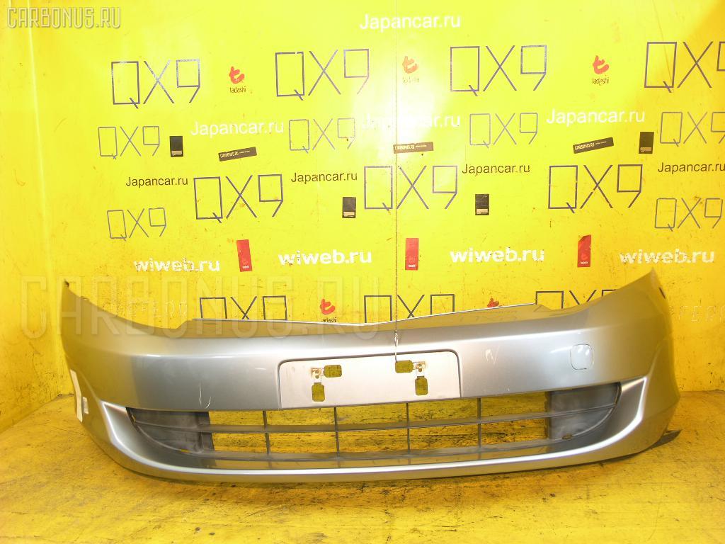 Бампер Honda Airwave GJ1 Фото 1