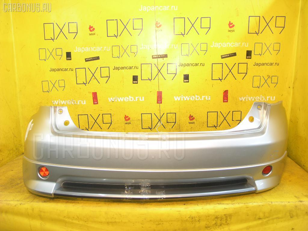Бампер Nissan Note E11 Фото 1