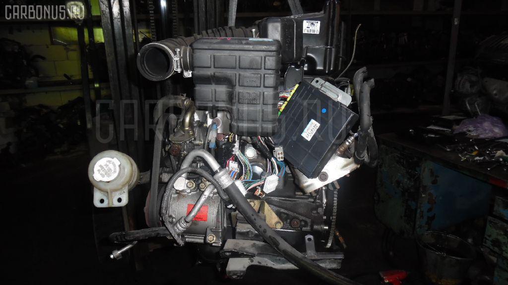 Двигатель MITSUBISHI PAJERO MINI H53A 4A30 Фото 2