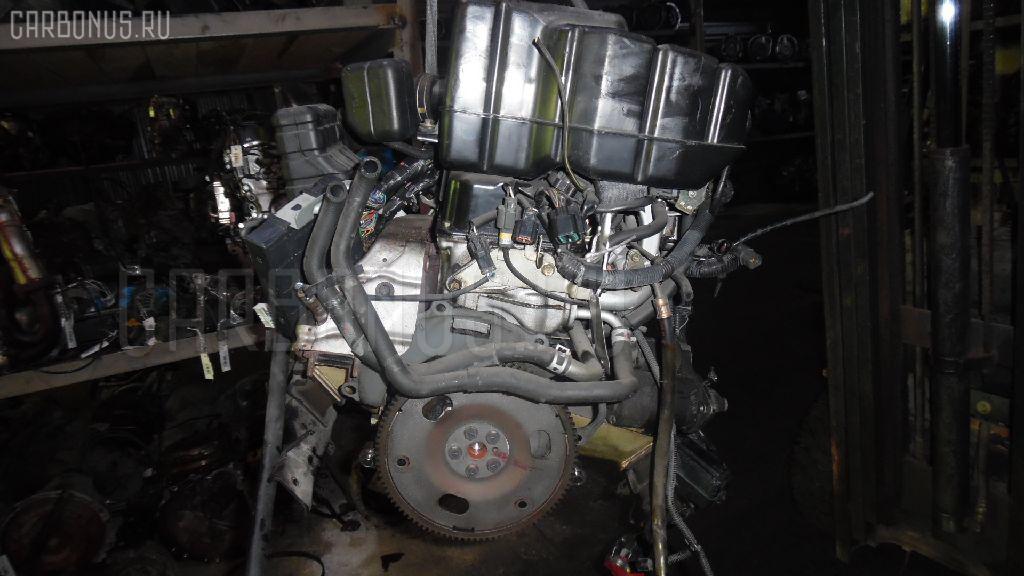 Двигатель MITSUBISHI PAJERO MINI H53A 4A30 Фото 3