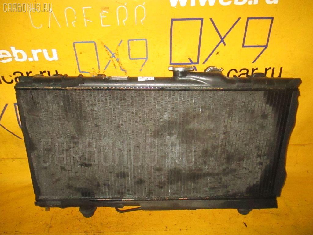 Радиатор ДВС TOYOTA CARINA ED ST182 3S-FE. Фото 3