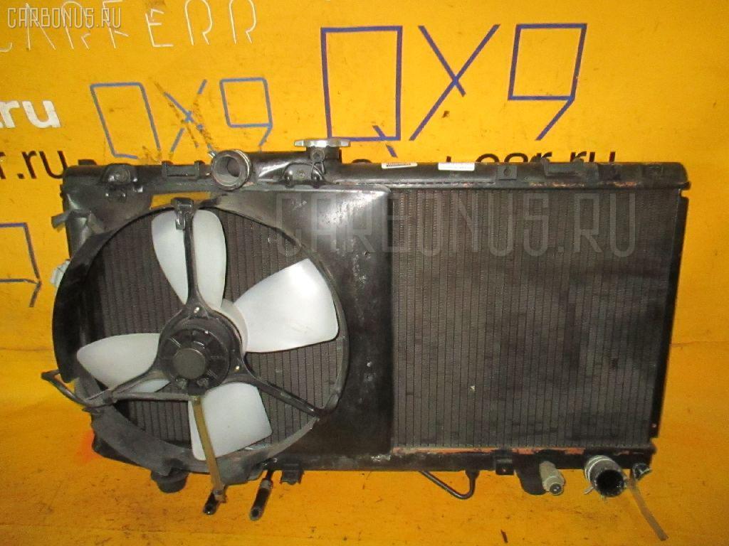 Радиатор ДВС TOYOTA CARINA ED ST182 3S-FE. Фото 4