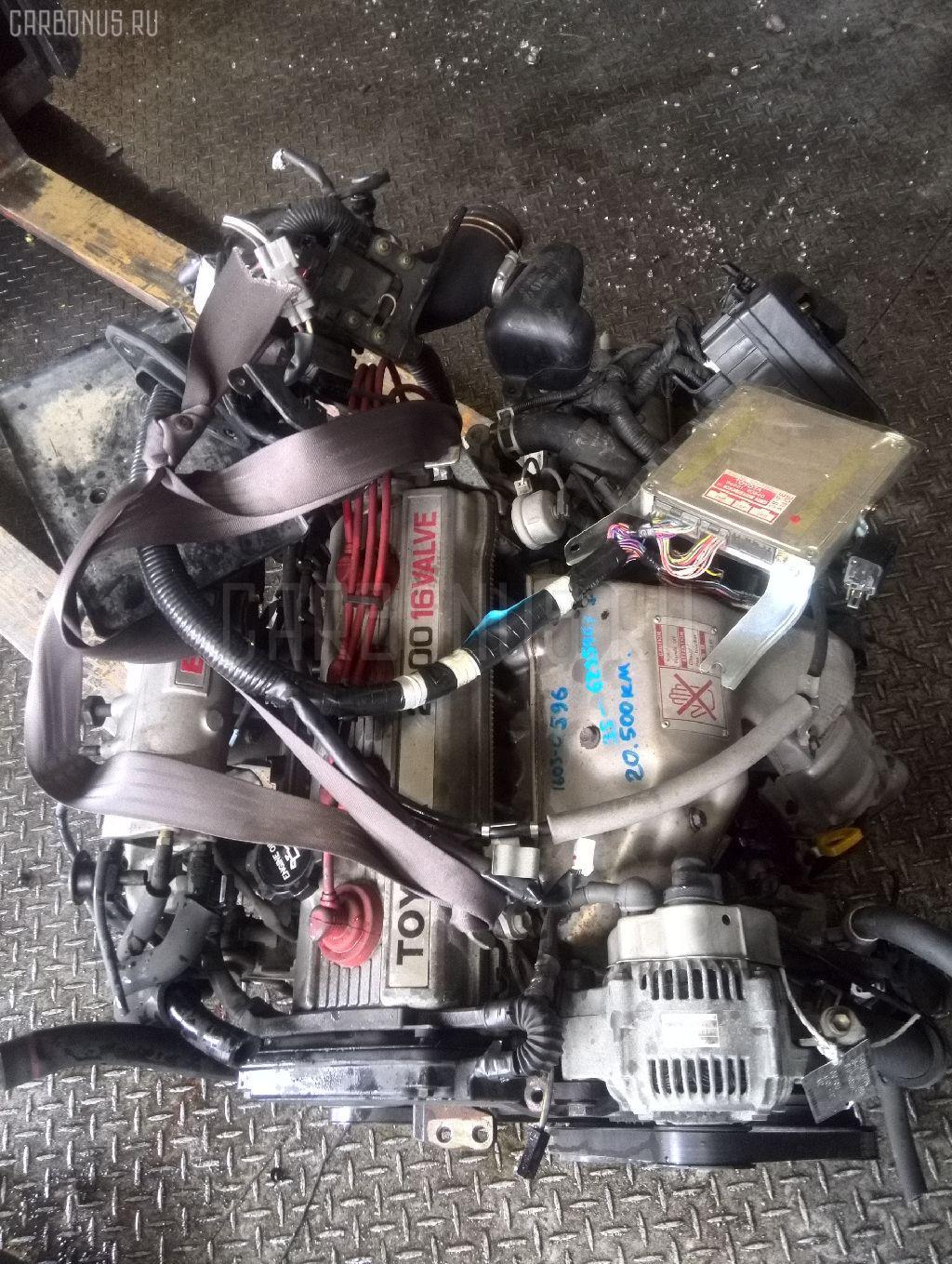 Двигатель TOYOTA CARINA ED ST182 3S-FE Фото 8