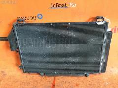 Радиатор кондиционера TOYOTA IST NCP61 1NZ-FE