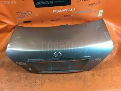 Крышка багажника на Nissan Bluebird Sylphy QG10