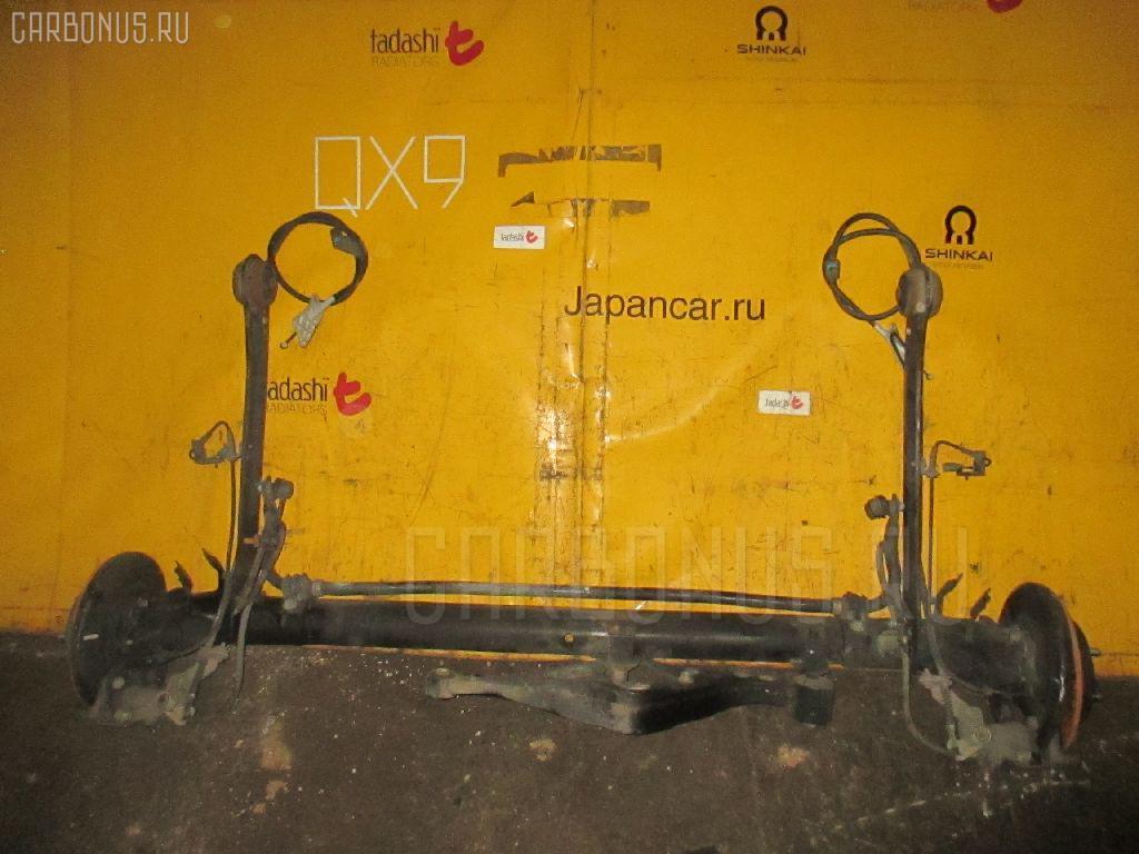 Балка подвески NISSAN PRIMERA WAGON WTP12 QR20DE Фото 3