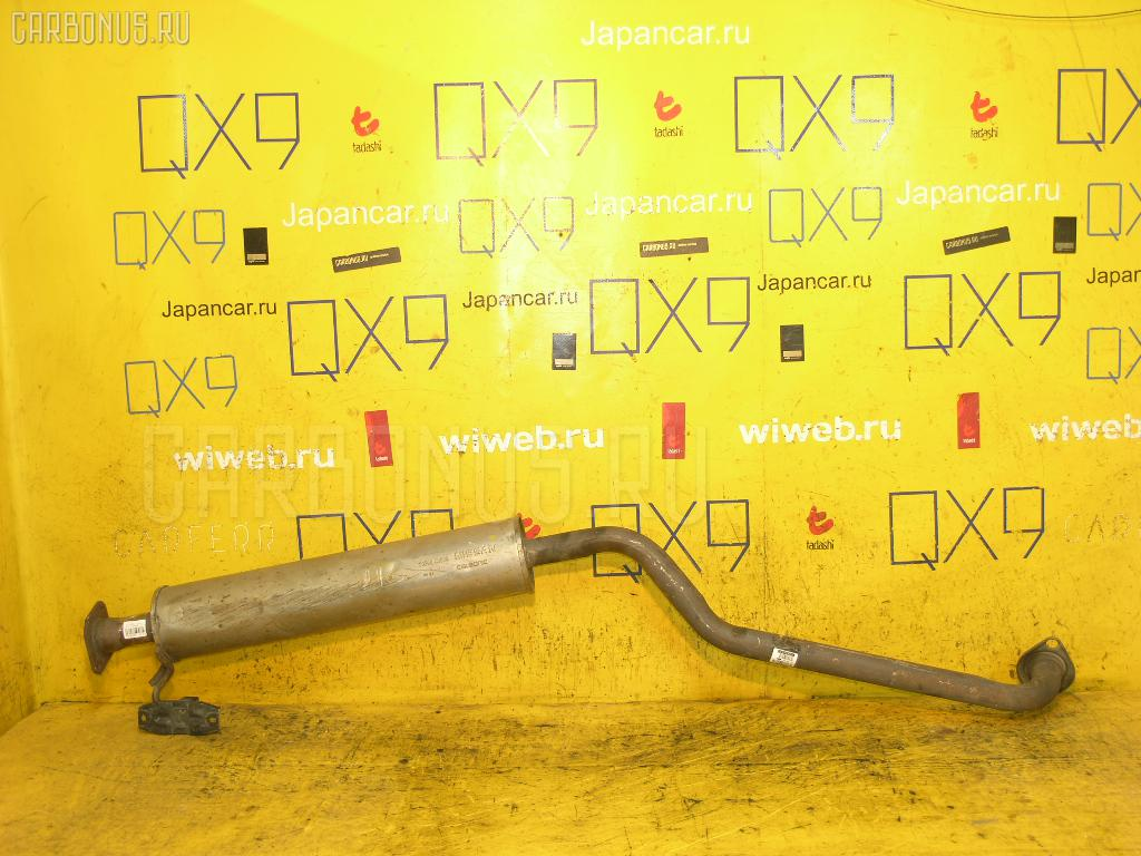 Глушитель NISSAN PRIMERA WAGON WTP12 QR20DE. Фото 6