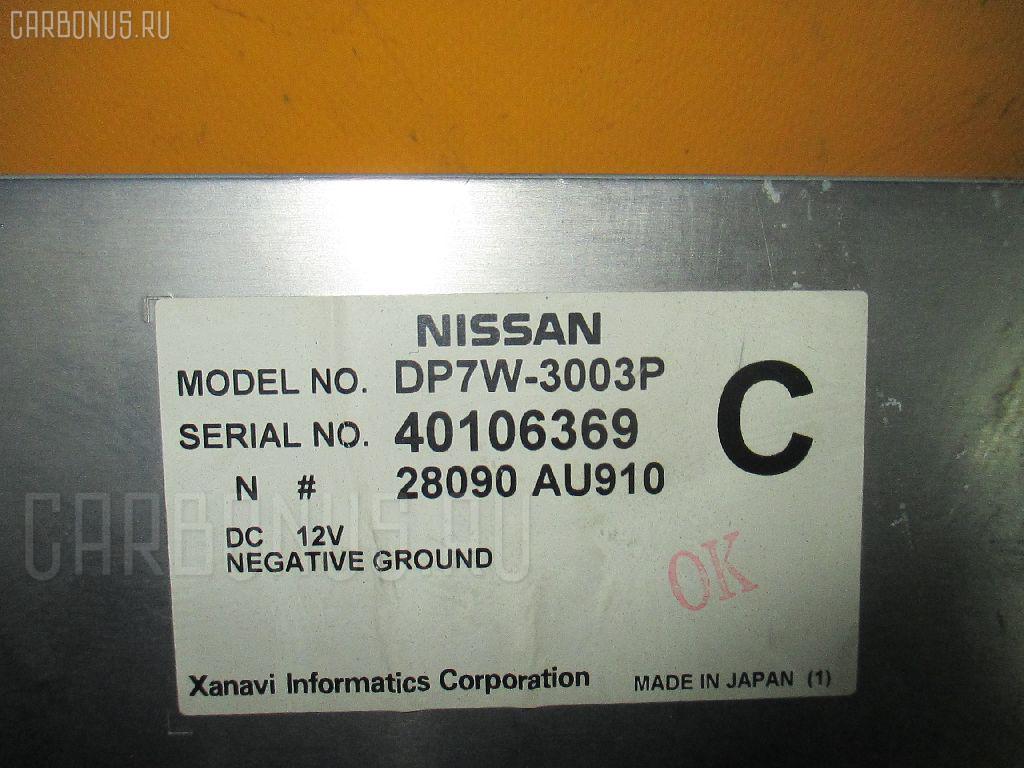 Блок управления климатконтроля NISSAN PRIMERA WAGON WTP12 Фото 3