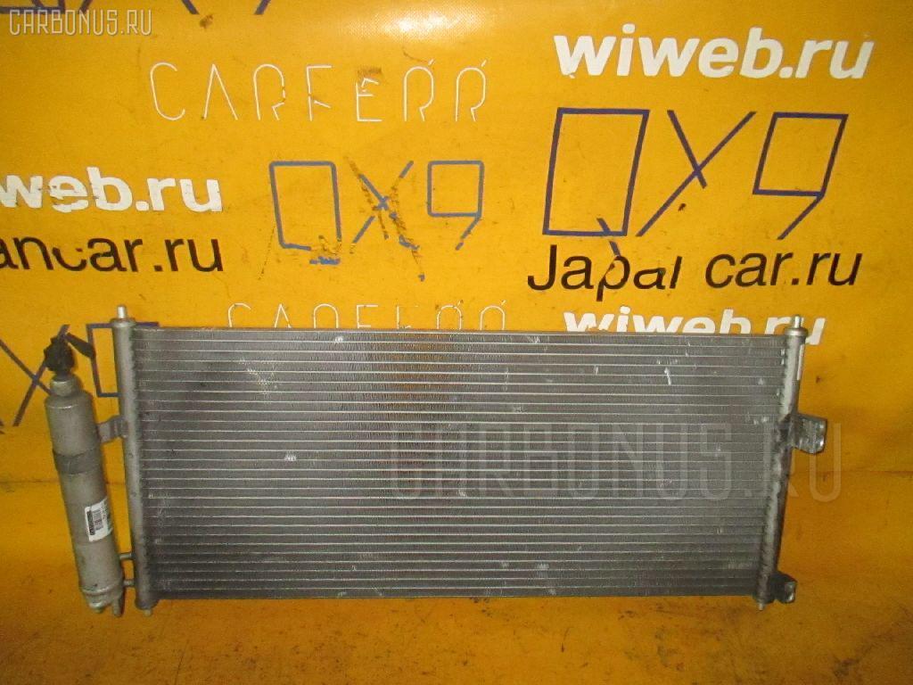 Радиатор кондиционера NISSAN PRIMERA WAGON WTP12 QR20DE. Фото 4
