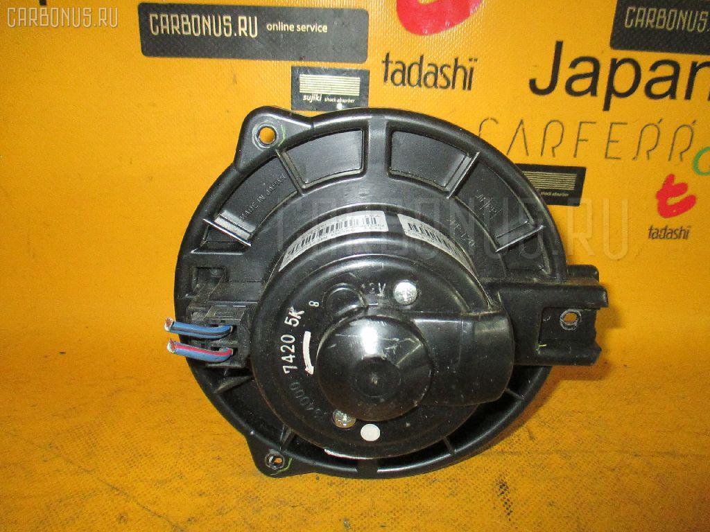 Мотор печки TOYOTA PROBOX NCP50V Фото 1