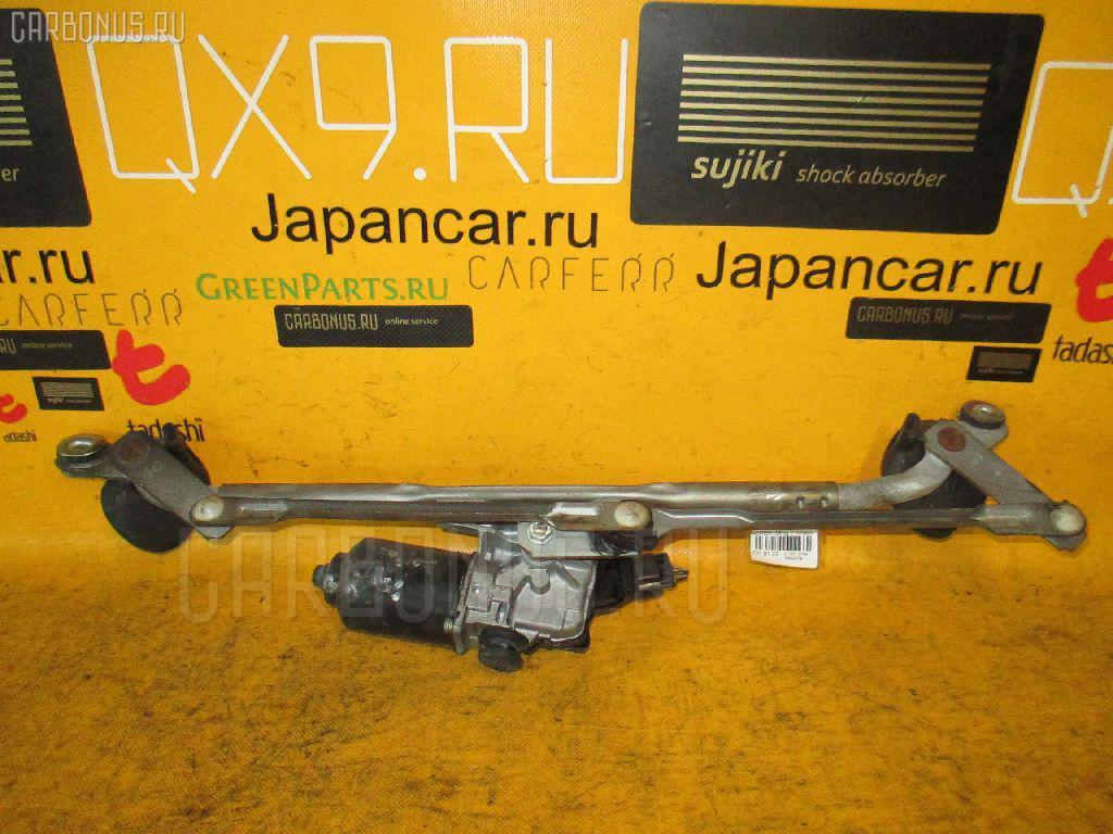Мотор привода дворников TOYOTA PROBOX NCP50V Фото 1