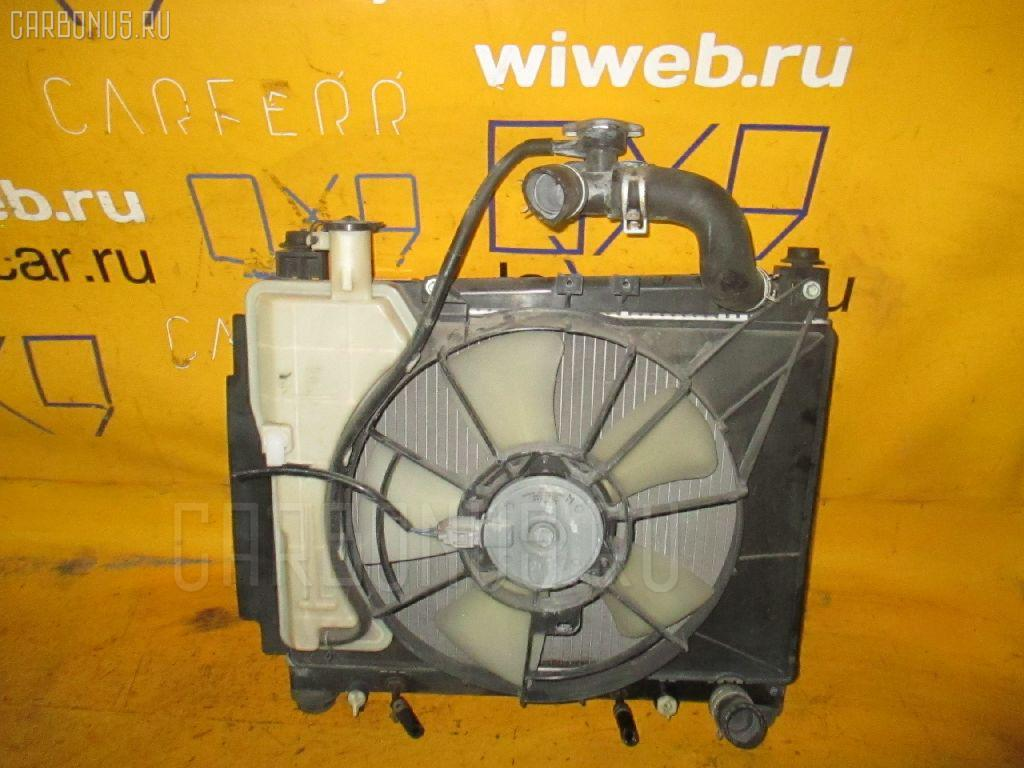 Радиатор ДВС TOYOTA PROBOX NCP50V 2NZ-FE Фото 1