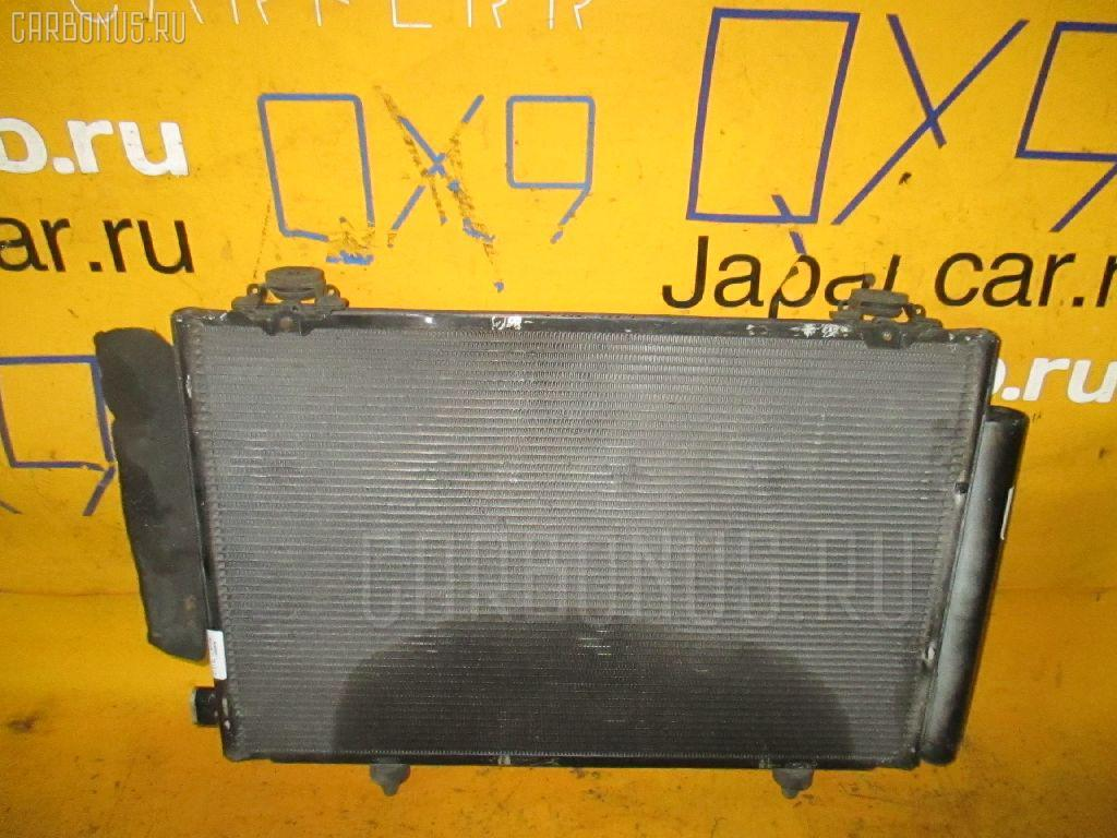 Радиатор кондиционера TOYOTA PROBOX NCP50V 2NZ-FE. Фото 6