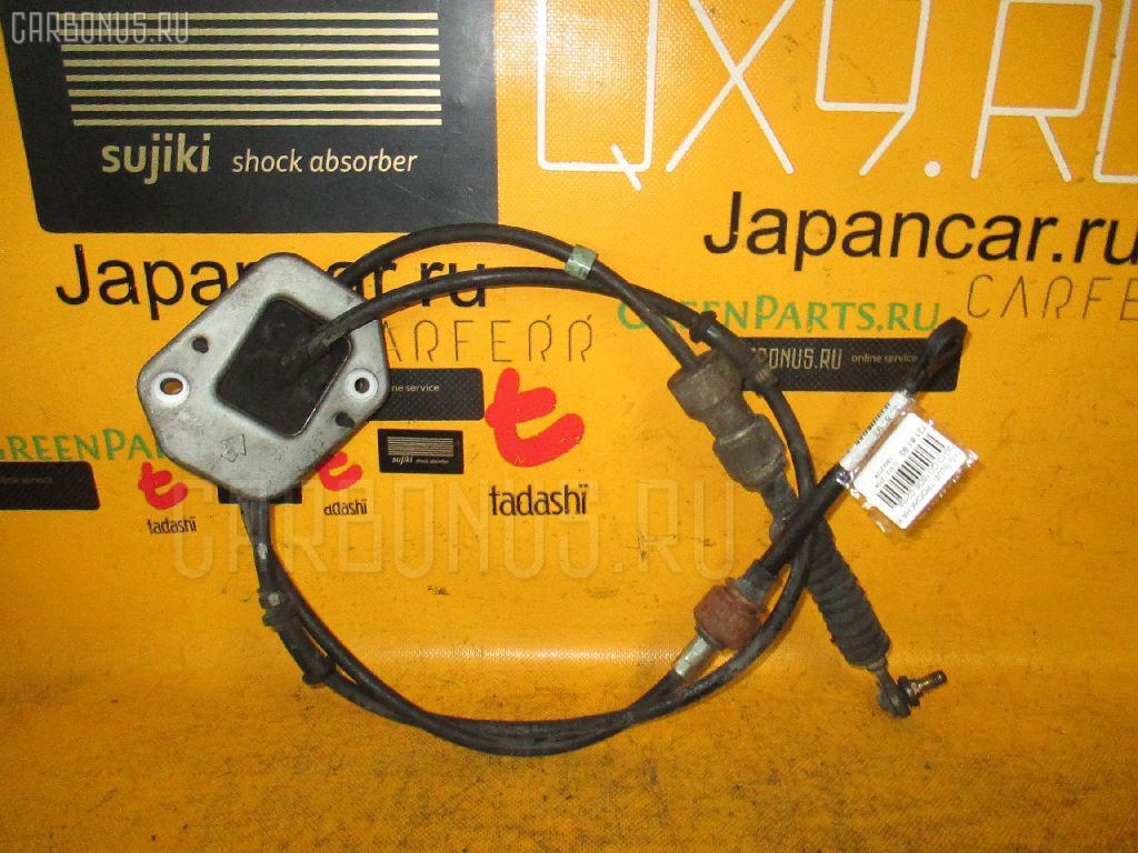 Тросик на коробку передач NISSAN BLUEBIRD SYLPHY QG10 QG18DE Фото 1