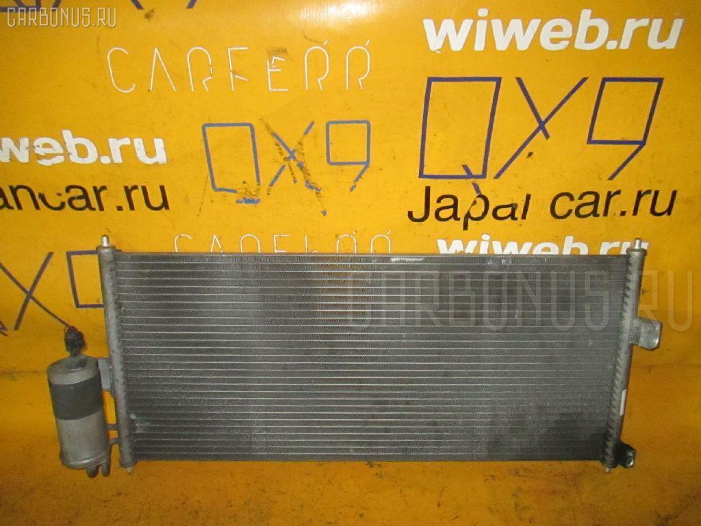 Радиатор кондиционера NISSAN BLUEBIRD SYLPHY QG10 QG18DE. Фото 5