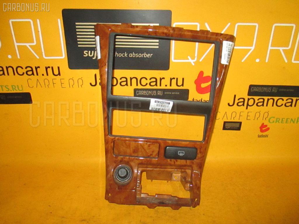Консоль магнитофона Nissan Bluebird sylphy QG10 Фото 1