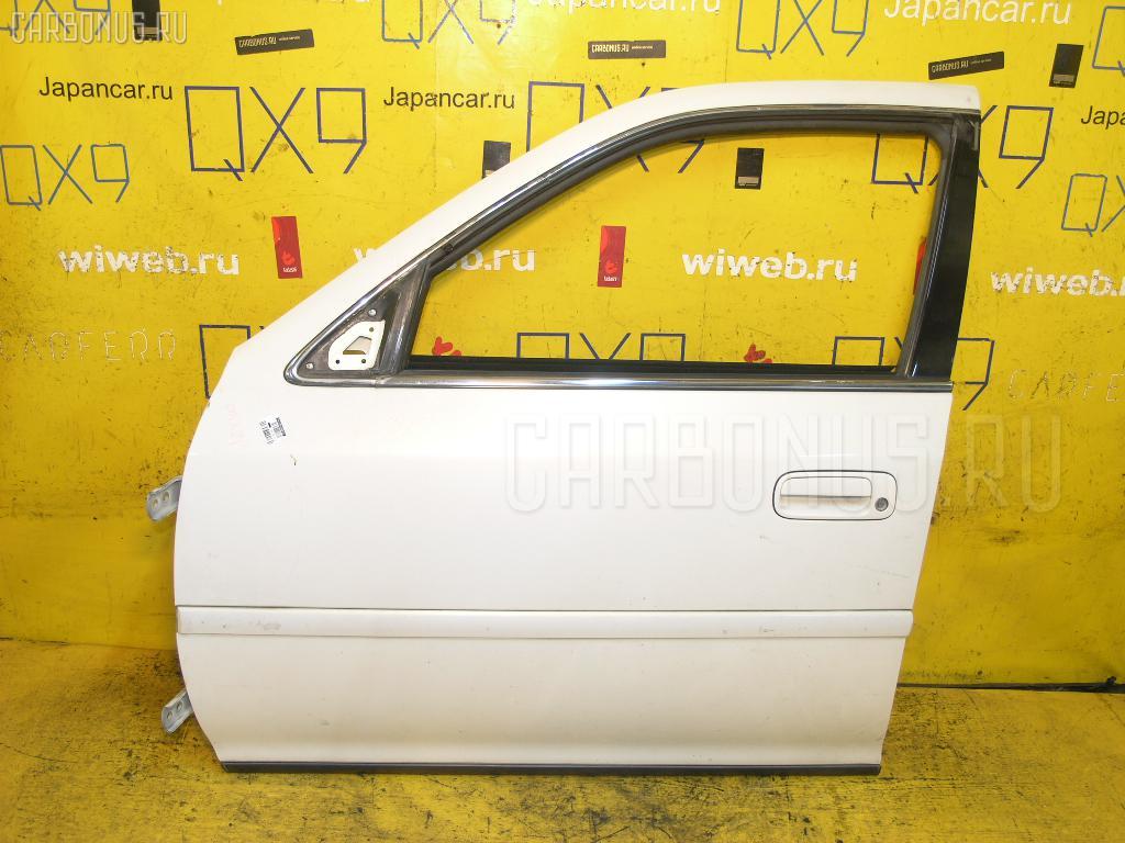 Дверь боковая Toyota Cresta JZX100 Фото 1