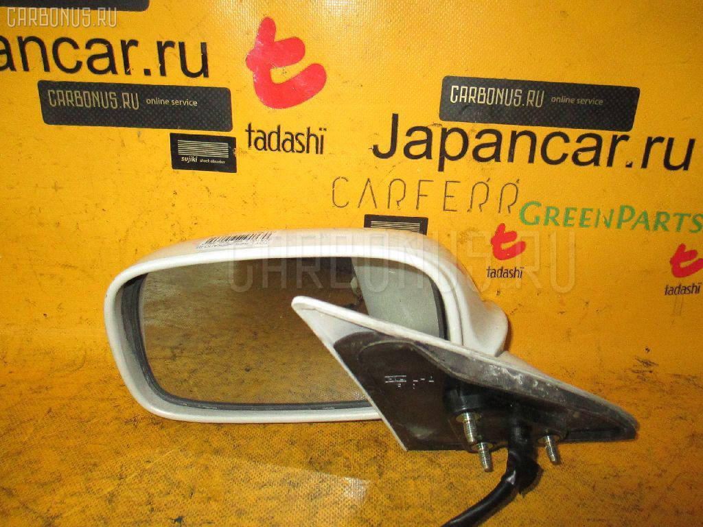 Зеркало двери боковой TOYOTA CRESTA JZX100. Фото 8