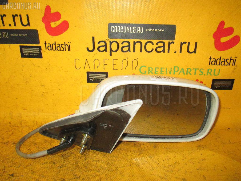 Зеркало двери боковой TOYOTA CRESTA JZX100. Фото 4