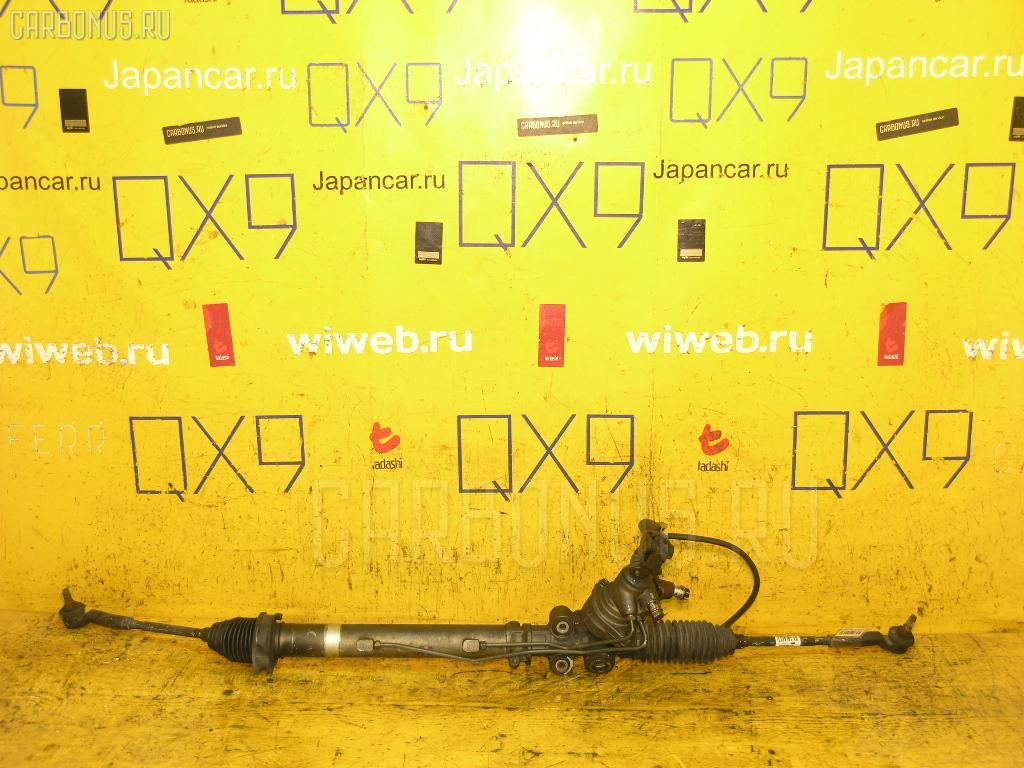 Рулевая рейка TOYOTA CRESTA JZX100 1JZ-GE. Фото 4