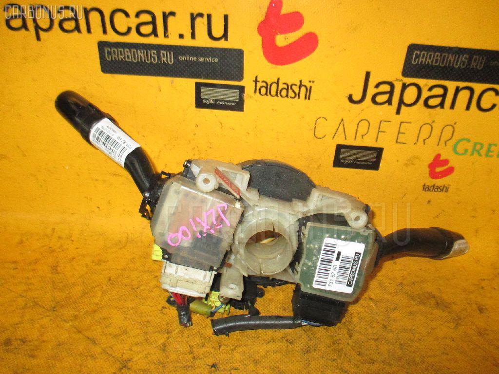 Переключатель поворотов TOYOTA CRESTA JZX100. Фото 4