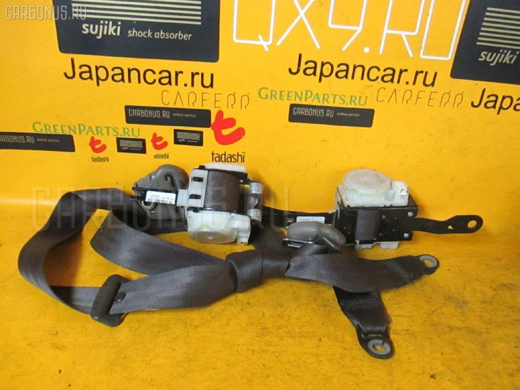 Ремень безопасности TOYOTA CRESTA JZX100 1JZ-GE. Фото 2