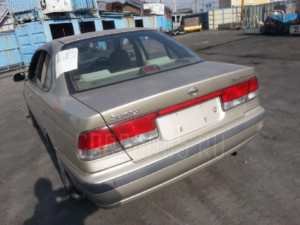 Крышка багажника NISSAN SUNNY FB15 Фото 6