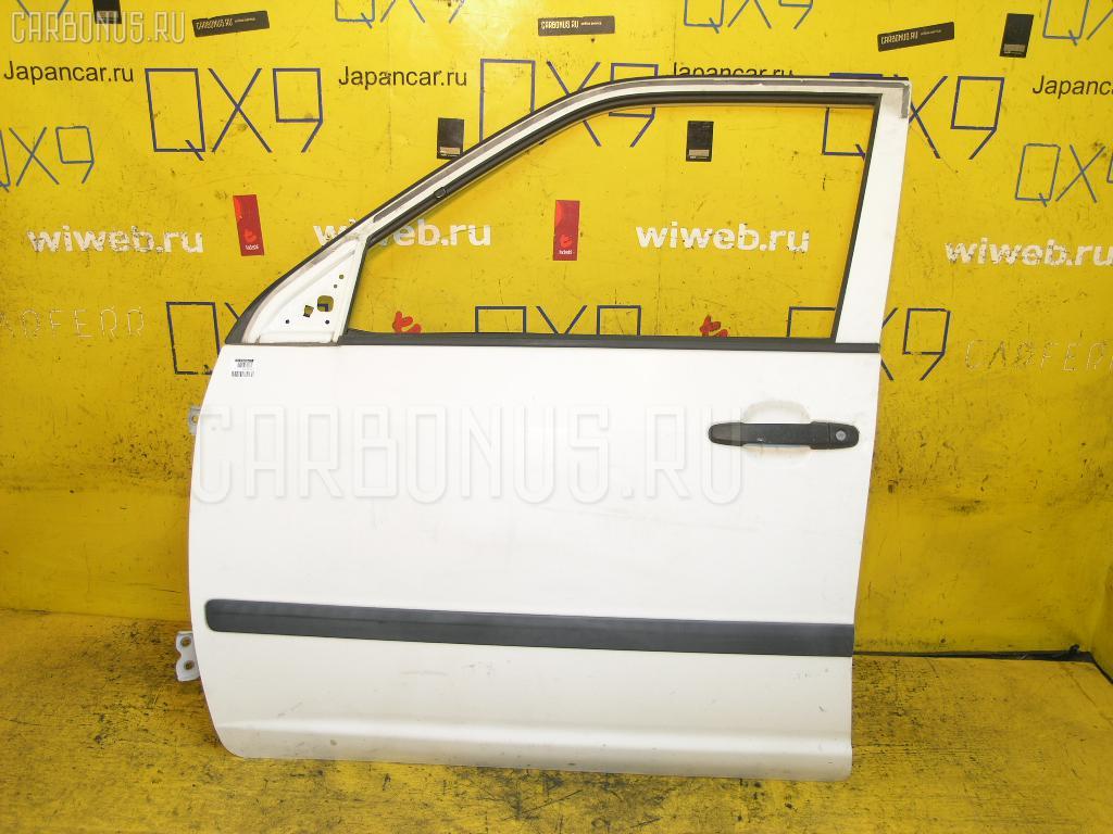 Дверь боковая TOYOTA PROBOX NCP58G. Фото 4